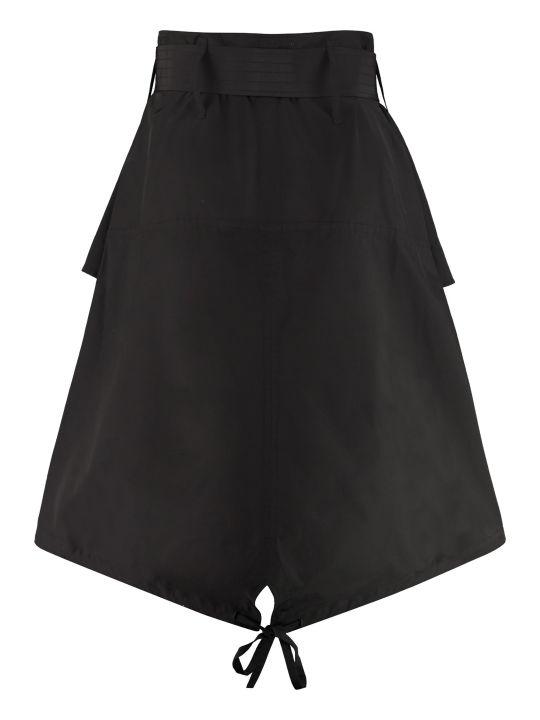 Plan C Belted Cargo Skirt