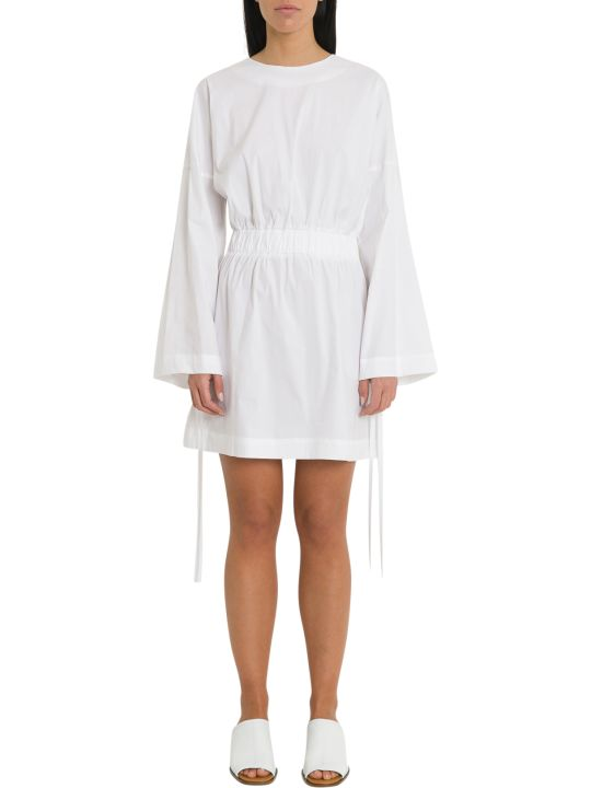 Federica Tosi Mini Dress With Flared Sleeve