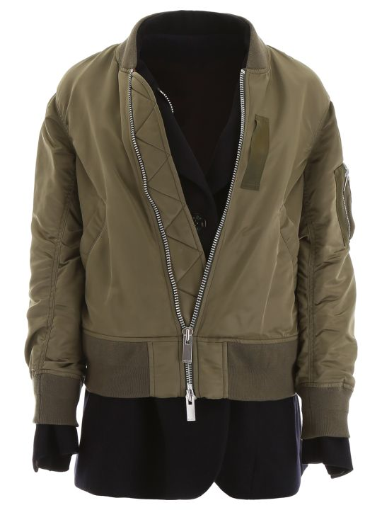 Sacai Layered Jacket