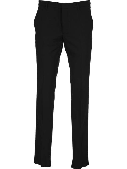 Prada Classic Wool Pants