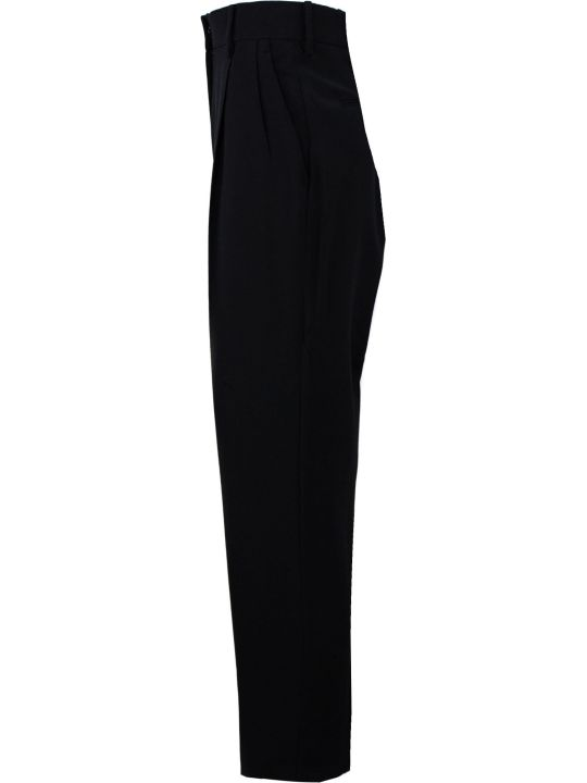 N.21 Black Tailored Trousers