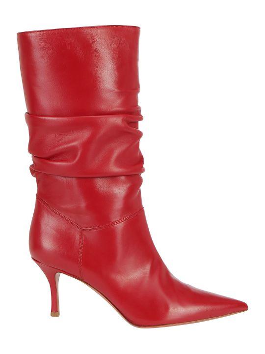 Amina Muaddi Boots