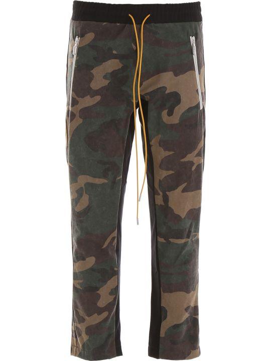 Rhude Camouflage Joggers
