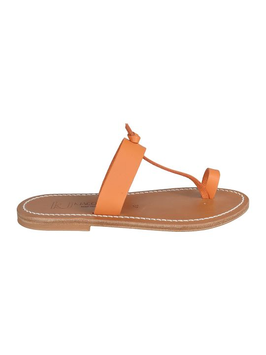 K.Jacques Ganges Flat Sandals