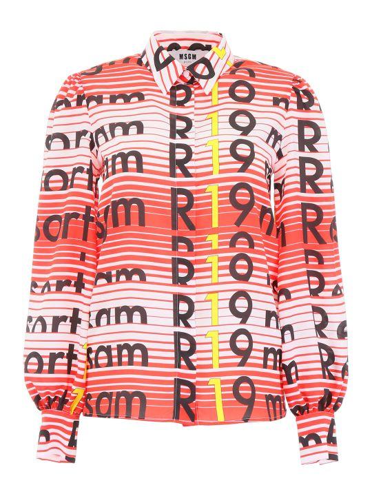 MSGM Resort Shirt