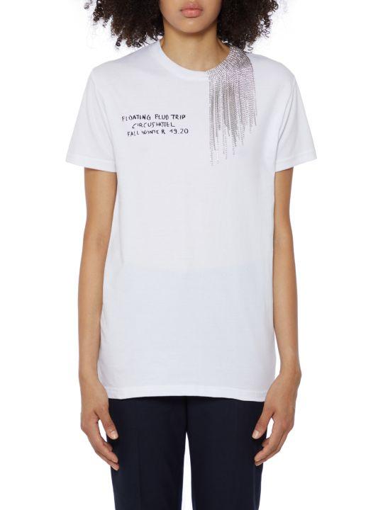 Circus Hotel T-shirt Frange Stras