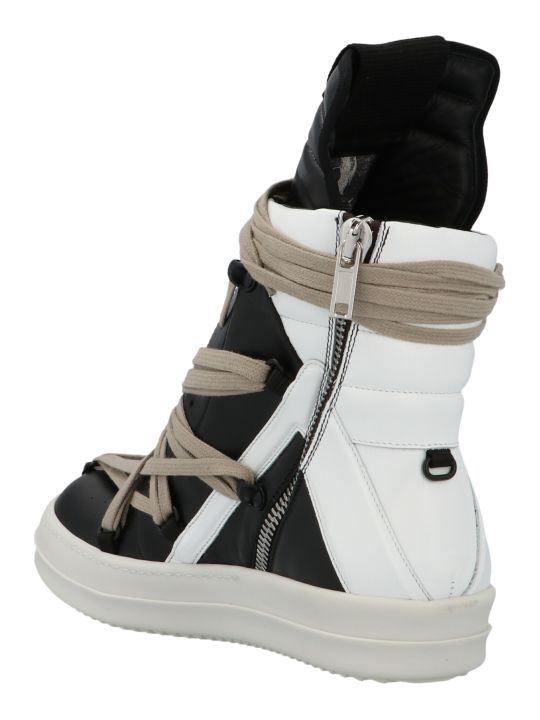 Rick Owens 'geobasket' Shoes