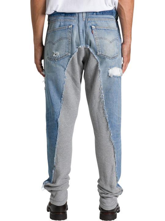 Greg Lauren Hybrid Jeans