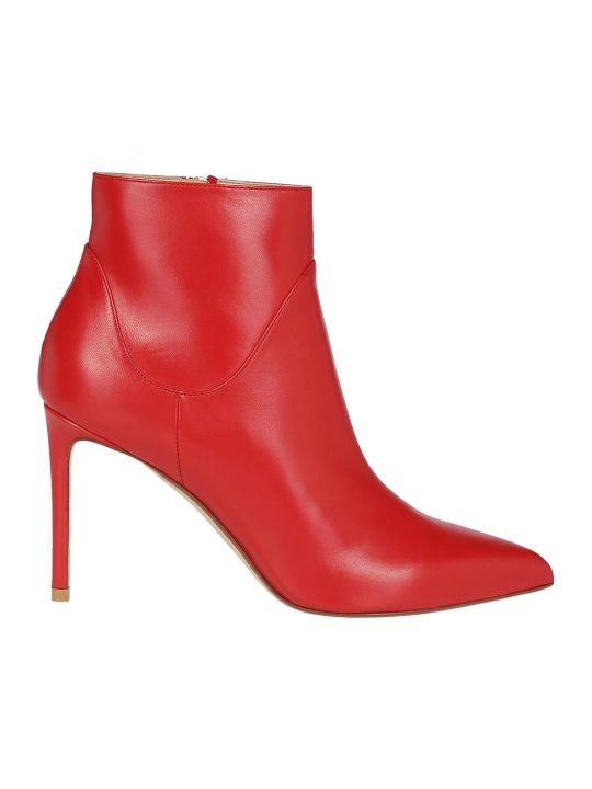 Francesco Russo Classic Ankle Boots