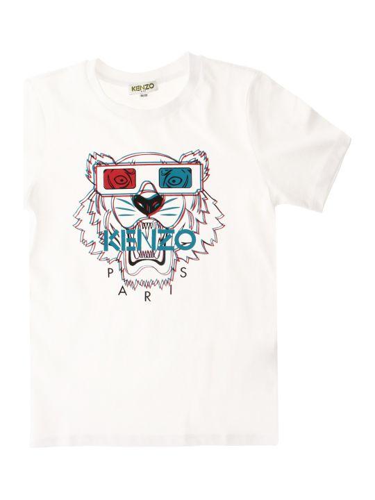 Kenzo T-shirt Tiger Jb 4