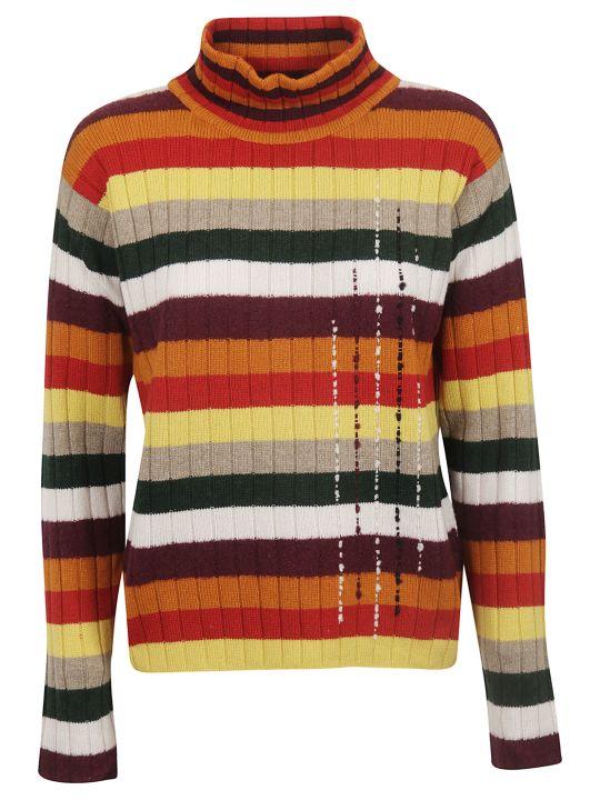 Saverio Palatella Striped Sweater