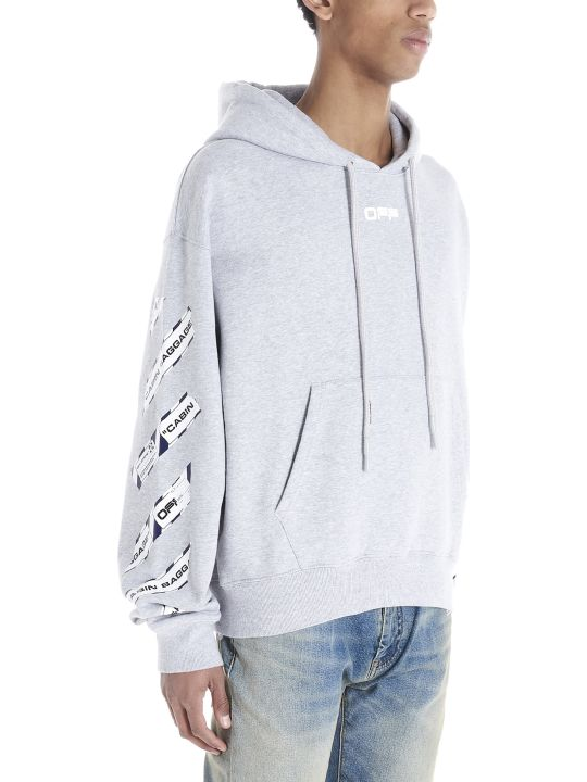 Off-White 'airport Tape' Hoodie