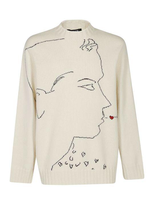 Calvin Klein Intarsia Knit