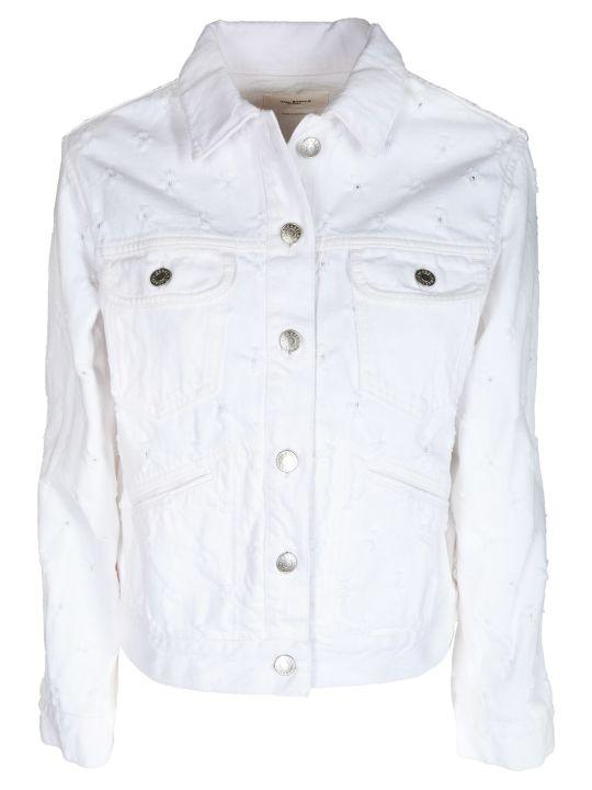 Isabel Marant Cropped Denim Jacket
