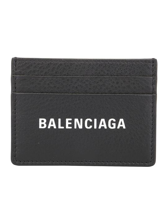 Balenciaga Logo Card Holder