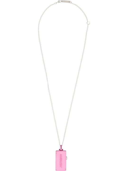 AMBUSH 'usb' Necklace