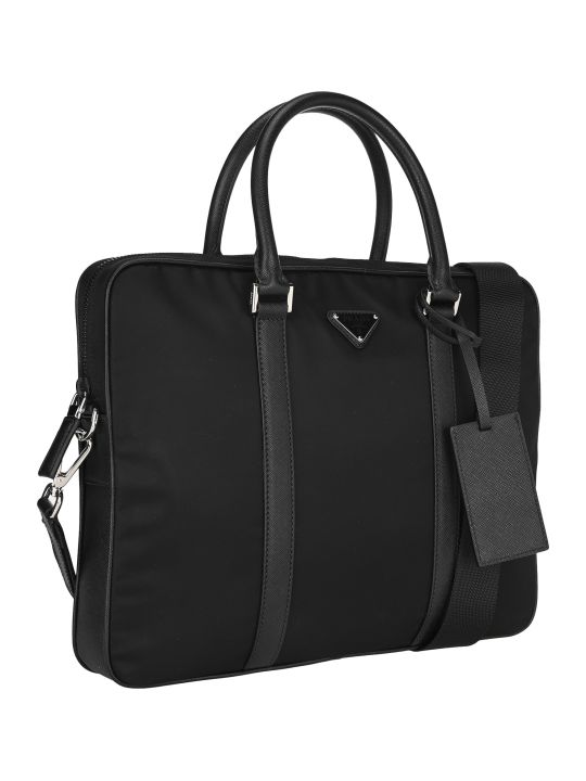 Prada Nylon Briefcase