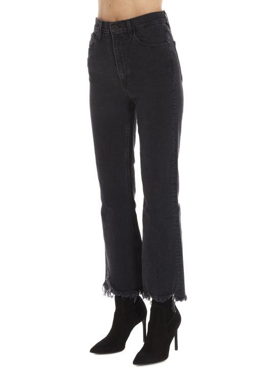 3x1 'empire Crop Fleare' Jeans