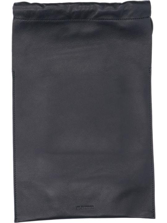 Jil Sander Drawstring Crossbody Bag