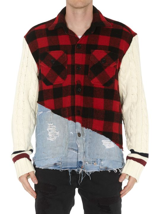 Greg Lauren Buffalo Jacket