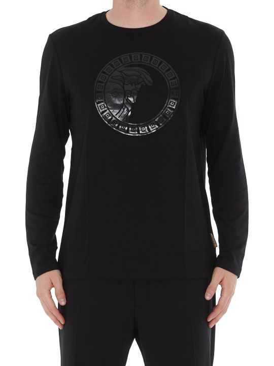 Versace Collection Logo Medusa Sweater