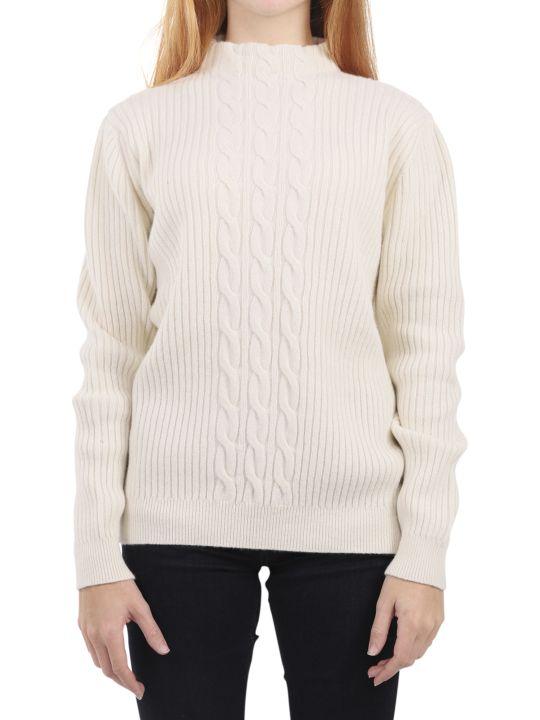 A.P.C. Ecru Nico Sweater