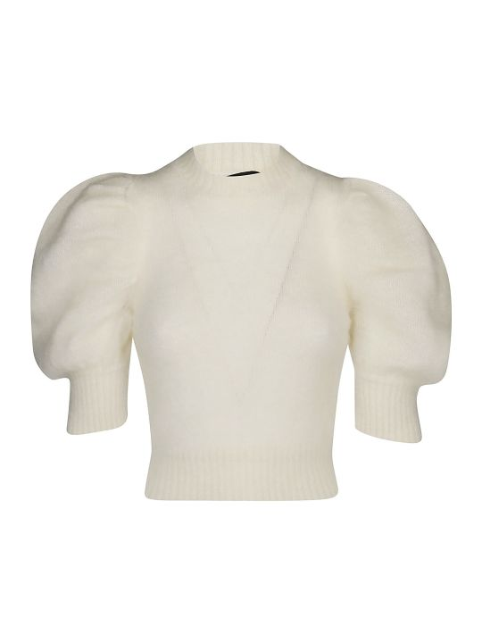 WANDERING Short-sleeve Sweater