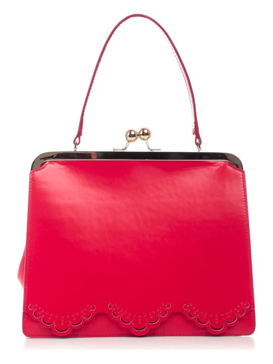 Simone Rocha Scalloped Trim Tote