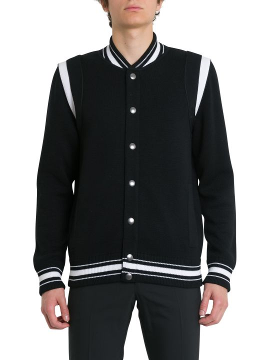Givenchy 4g Embroidered Bombert Jacket