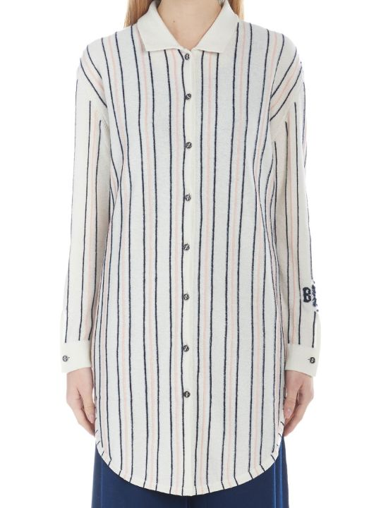 Barrie 'travel Line' Shirt