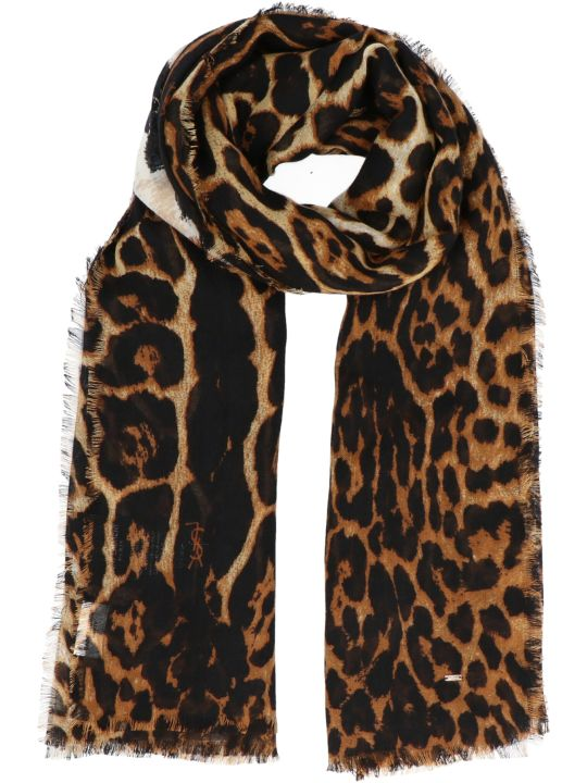 Saint Laurent Foulard