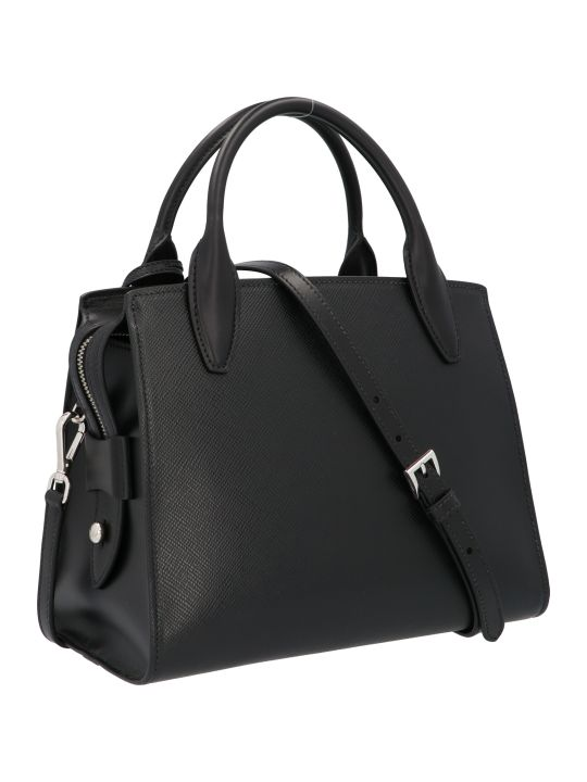 Prada 'monochrome' Midi Bag