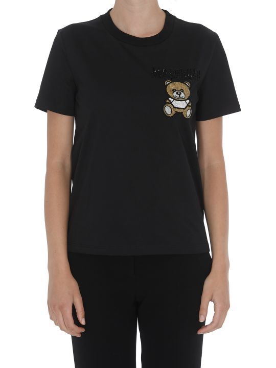 Moschino Ready To Bear Logo Tshirt