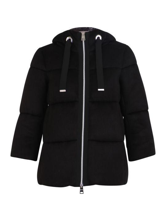 Herno Wool Blend Padded Jacket