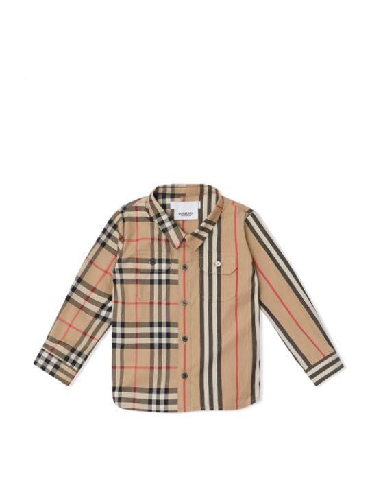 Burberry Burberry Baby Shirt Kids