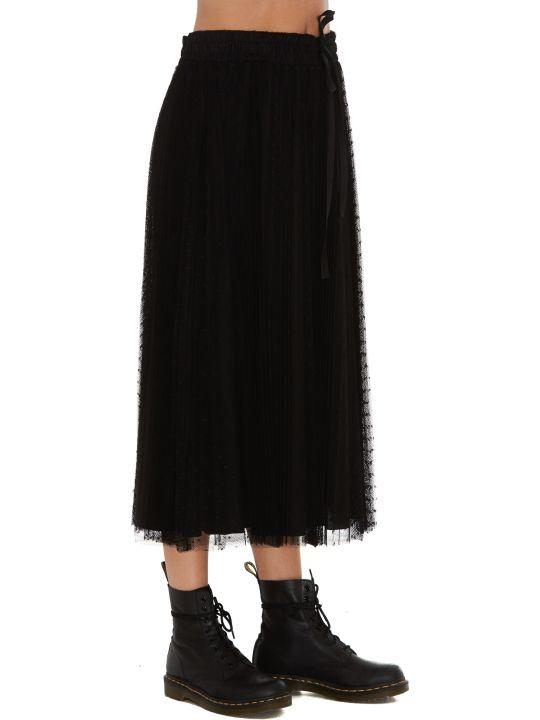 RED Valentino Polka Dot Skirt