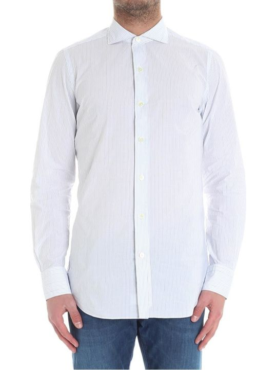 Finamore Cotton Linen Shirt