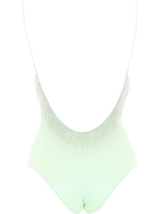 Oseree Swimsuit With Beads