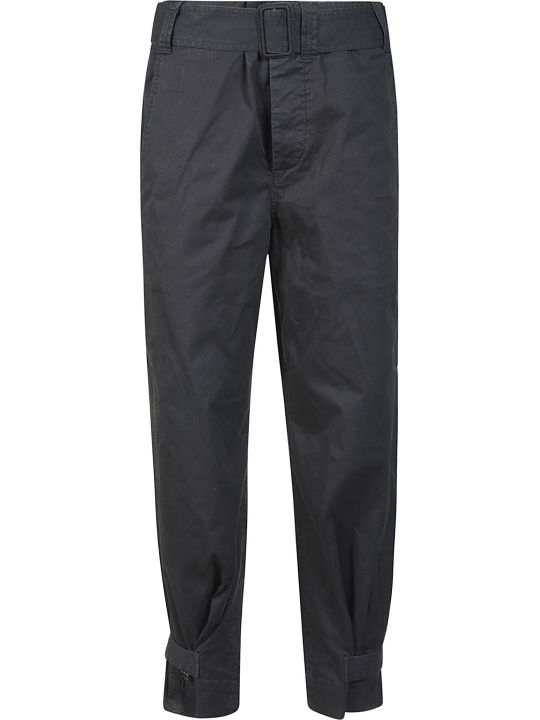 Proenza Schouler Straight-leg Cropped Trousers