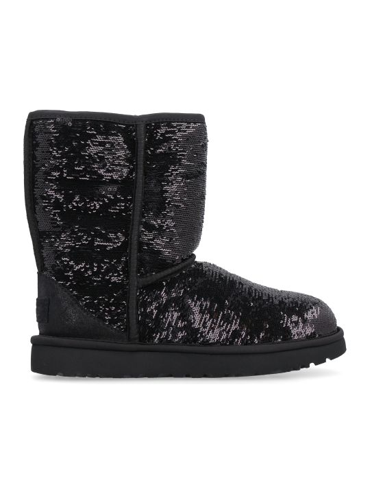 UGG Classic Short Cosmos Ankle Boots