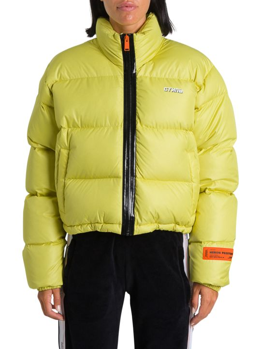 HERON PRESTON Short Puffed Jacket
