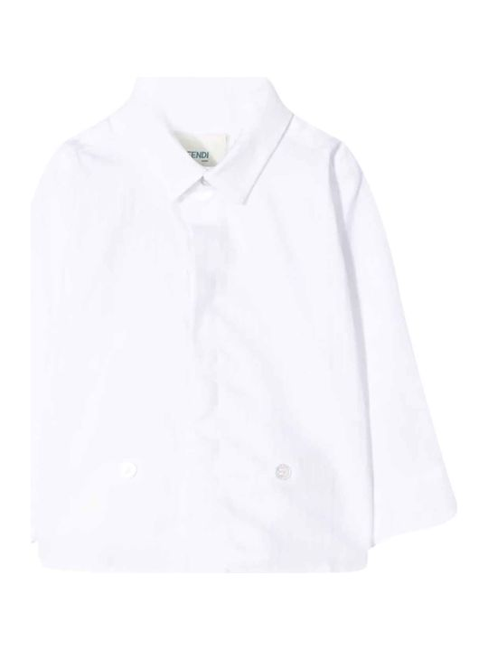 Fendi White Shirt