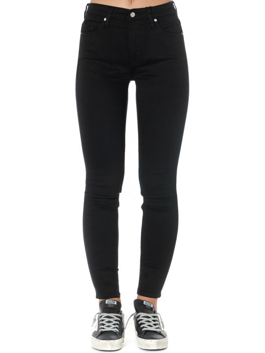 Calvin Klein Skinny Fit Black Denim Jeans