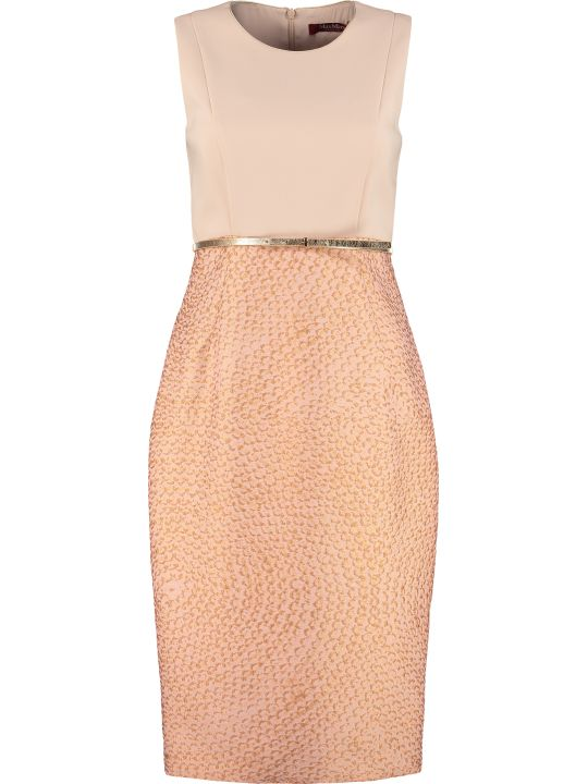 Max Mara Studio Aguzze Sheath Dress