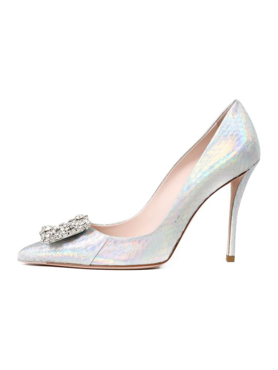 Roger Vivier Pumps Flower Strass