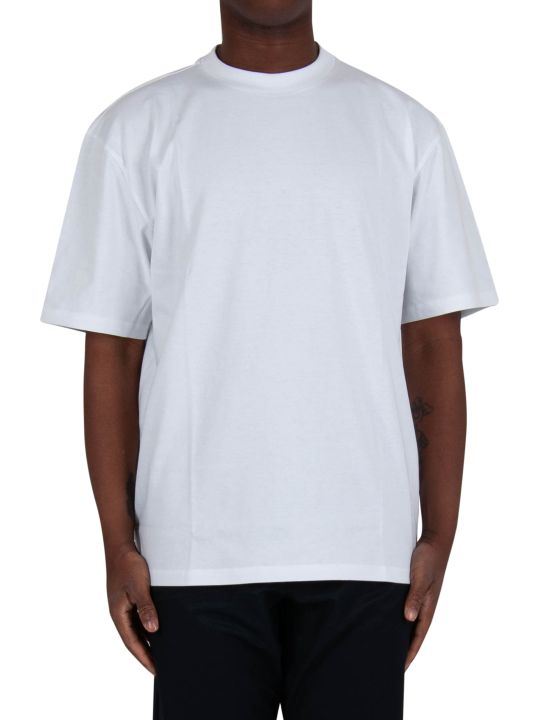 Futur Fit Dr Typo Tee - White