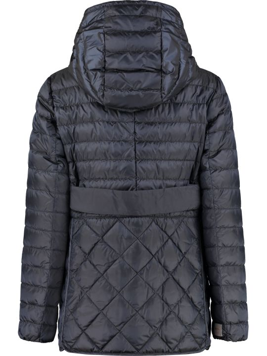 Max Mara The Cube Etresi Full Zip Padded Jacket