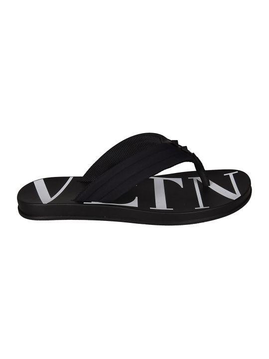 Valentino Vltn Flip Flops