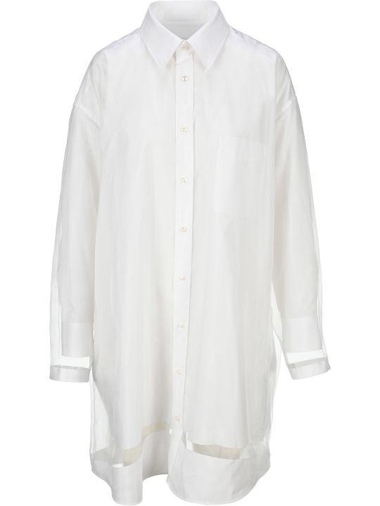 Maison Margiela Martin Margiela Sheer Layered Shirt