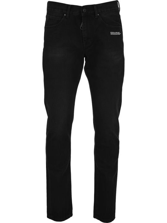 Off-White Off White Slim Fit Jeans